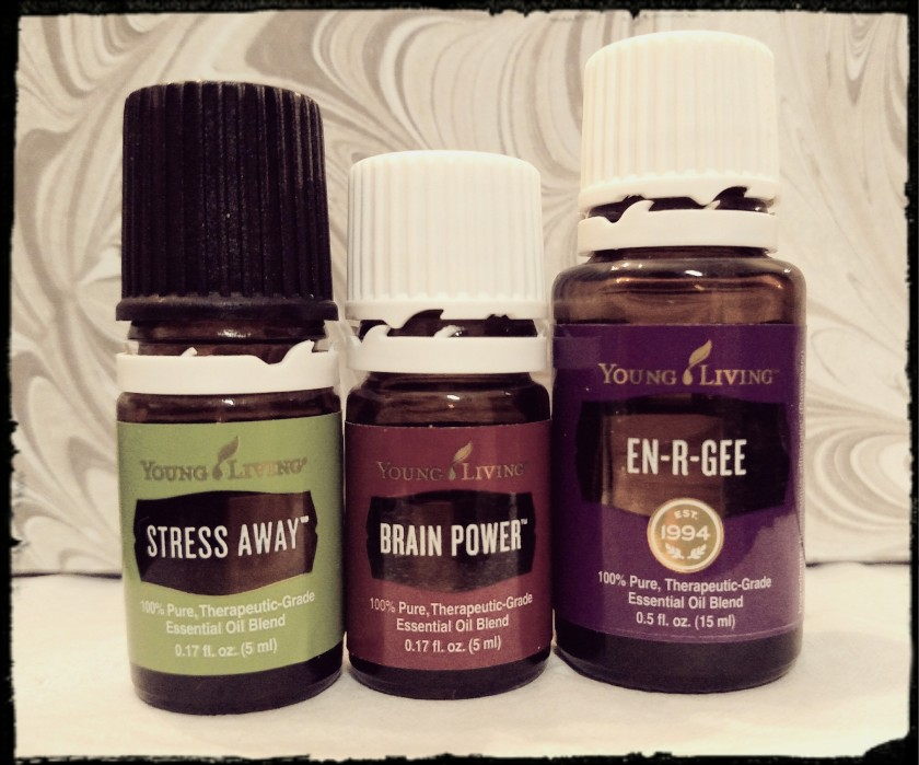 Young Living, essential oils, Stress Away, Brain Power, En-R-Gee, tired from work, weekend warrior