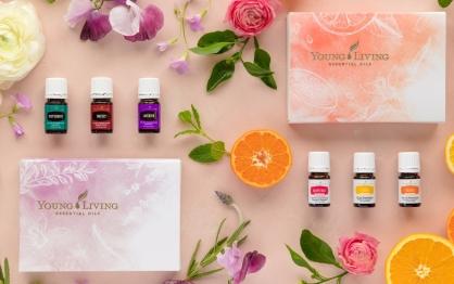 Young Living, essential oils, Peppermint, Thieves, Lavender, Grapefruit, Lemon, Orange